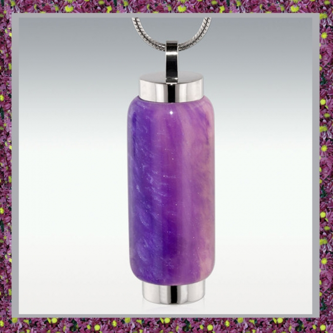 Cilinder Catseye Violet