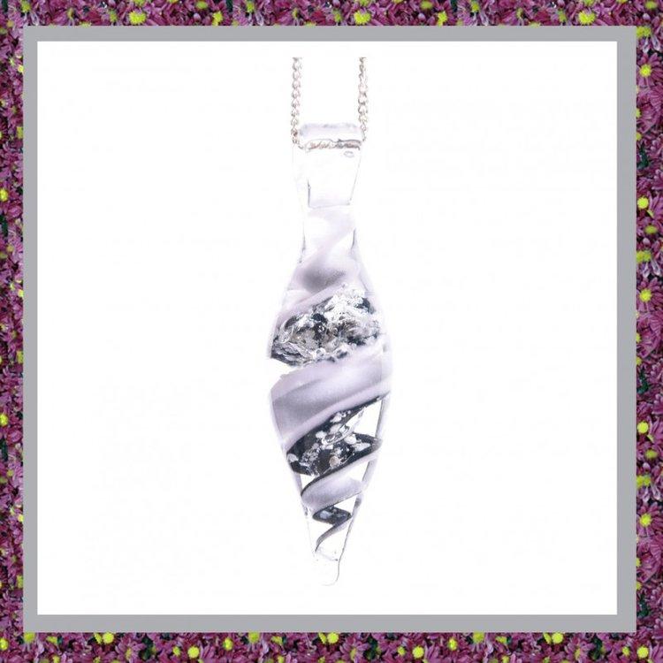 As in Glas Hanger Wervelwind
