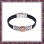 assieraad-herdenkingssieraden-armband voor asbewaring-asarmband-leer
