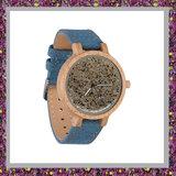 houten-spijkerstof-gedenkhorloge-1915 watches-horloge met asverwerking-denim