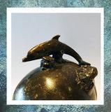 keepsake-miniurn-bol-brons-gedenkobject-dolfijn