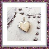 Hart Medaillon In Loving Memory_