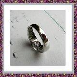 Asring Breed Zilver met Zirkonia RG016_