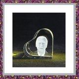 Hart met Laser Fotogravure_
