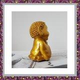 Buddha Sierurntje Goudkleur_