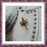 Libelle Koperkleur_