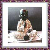 Shaolin Monnik Mediterend_