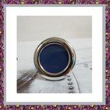Metalen fotolijstje Rond_