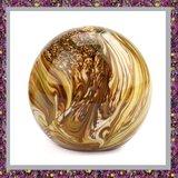 Glasreliek Bol Marble Earth M_