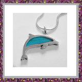 haar-hanger-haarlok-in-sieraden-juwelen-juweeltje-gedenksieraden-herinneringshanger-zilver-turkoois-dolfijn
