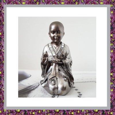 Shaolin Monnik Mediterend