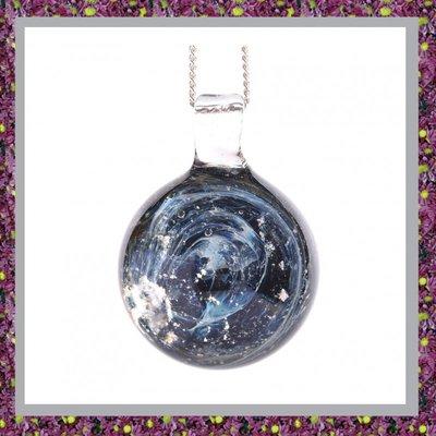 As in Glas Hanger Galaxy