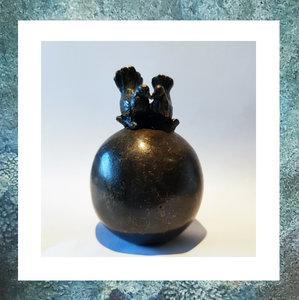 mini-urn-brons-vogeltjes-keepsake-duiven_klein-urne-pigeons-doves