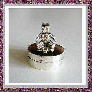 Mini Urn Beertje