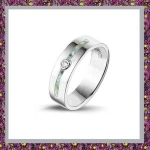 asring-ring met as-ring zilver voor as-damesring voor as-seeyou gedenksieraden